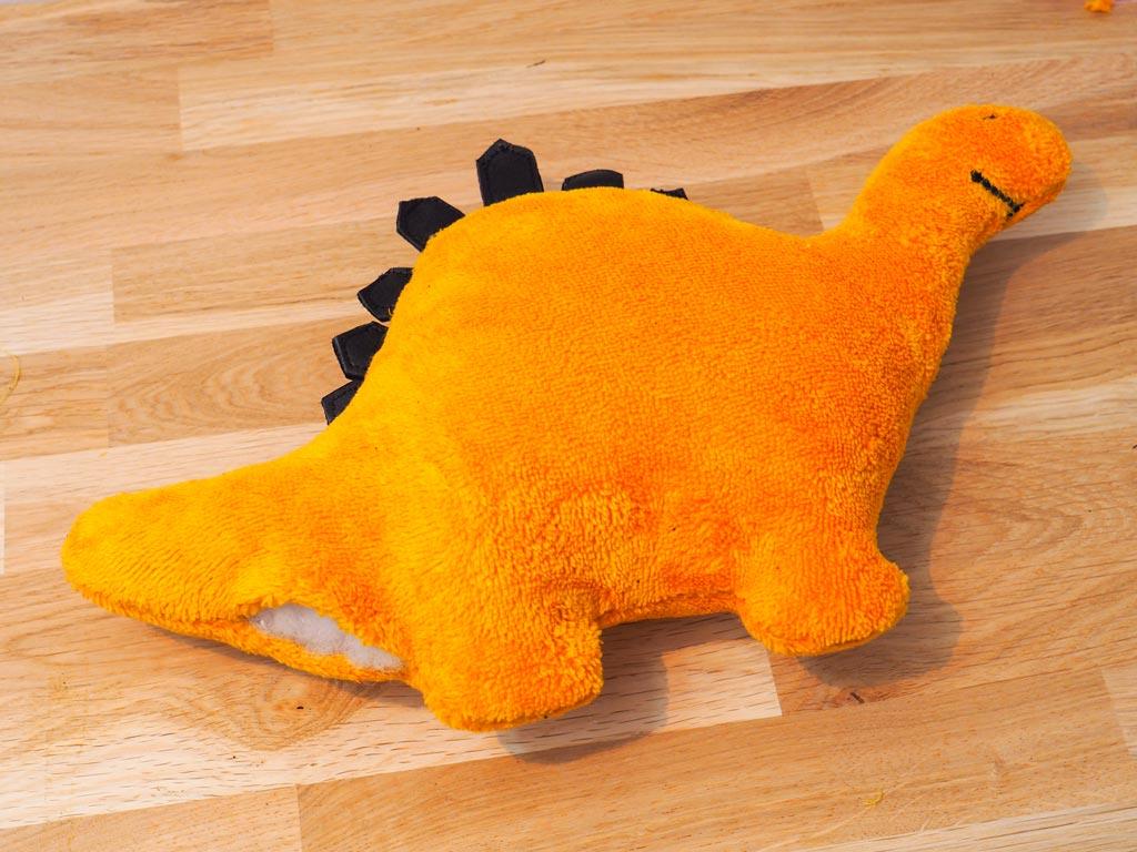 Dinosaure rembourré
