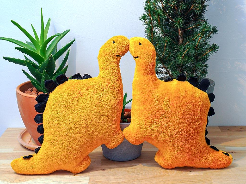 Peluches Dinosaures