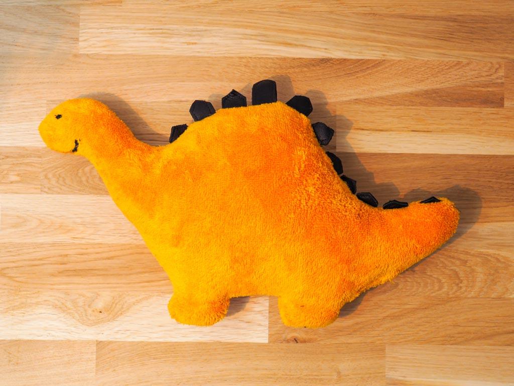 Dinosaure terminé